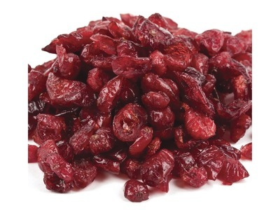 341105Rasp. Flavored Cranberries