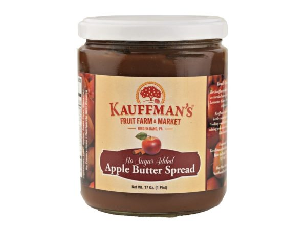 Apple Butter with spice no sugar