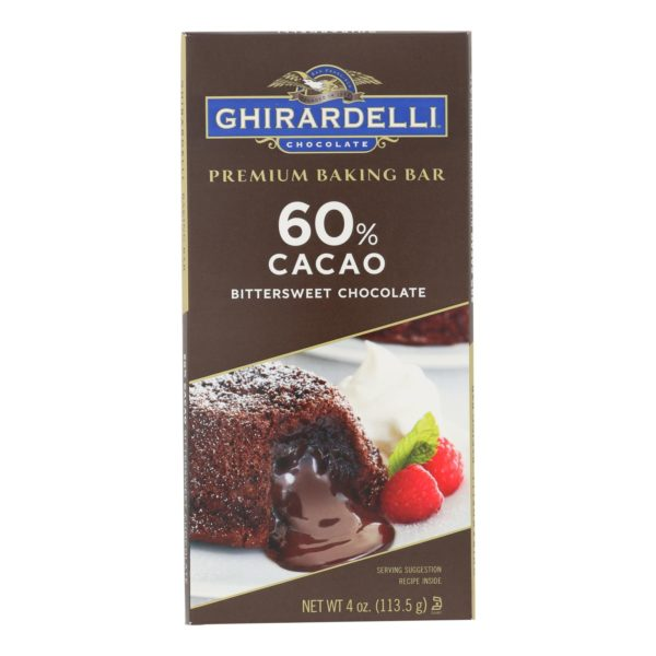 Bittersweet Chocolate Baking Bar