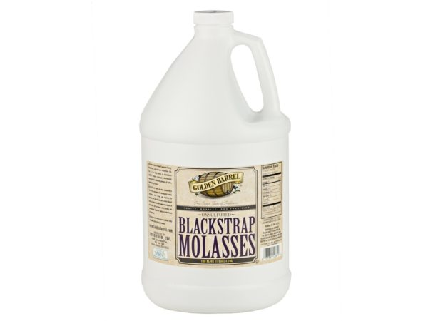 Blackstrap Molasses -gallon