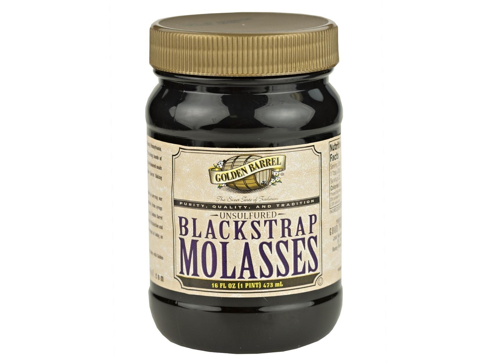 unsulphered blackstrap molasses