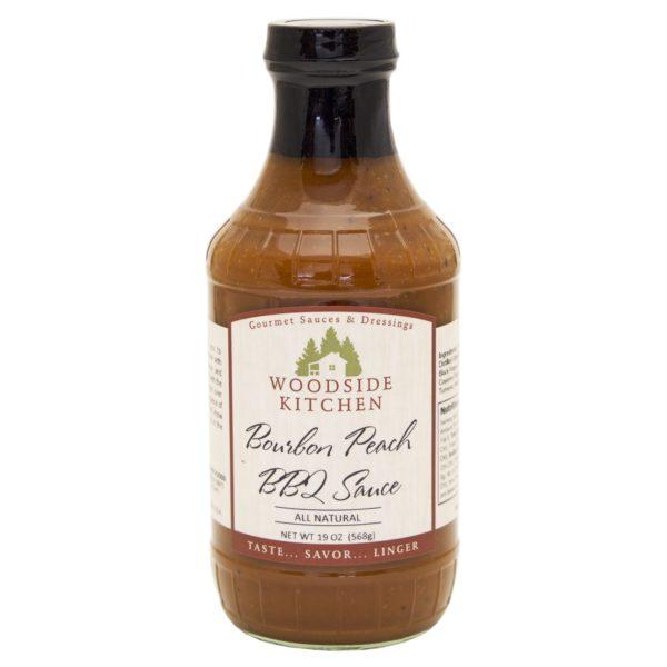 Bourbon Peach BBQ Sauce