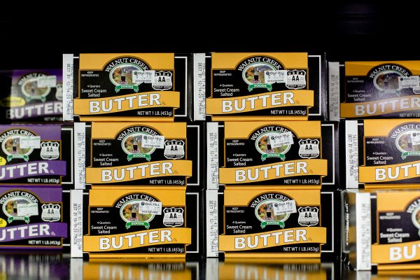 Salted Butter Quarters