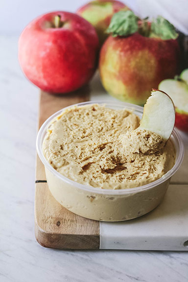 Caramel Apple Dip web