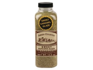 Caramel Popcorn Glaze