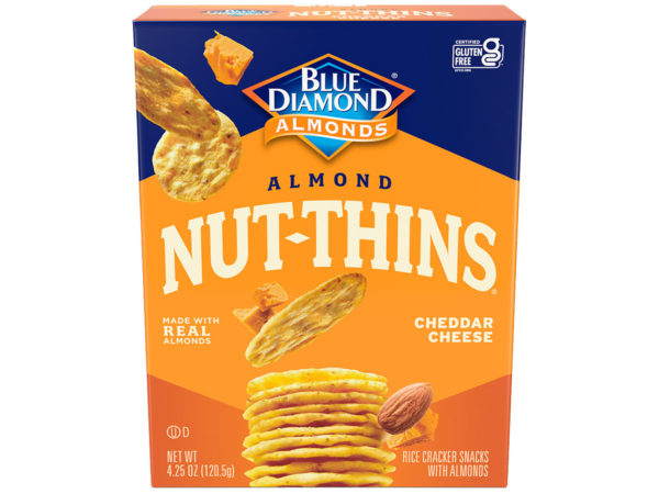 Cheddar Cheese Nut Thins