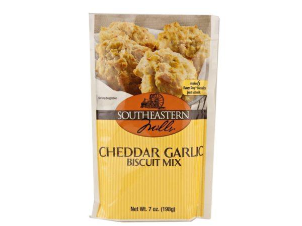 Cheddar Garlic Biscuit Mix