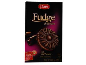 Chocolate Fudge Dare Cookies