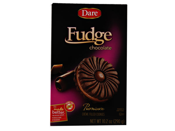 Chocolate Fudge Dare Cookies