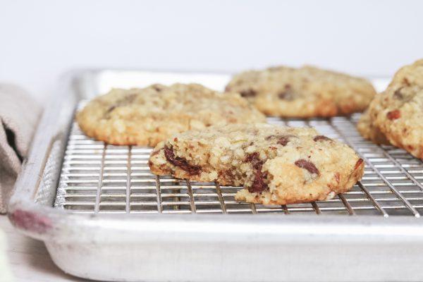 Coconut Almond Cookies 6
