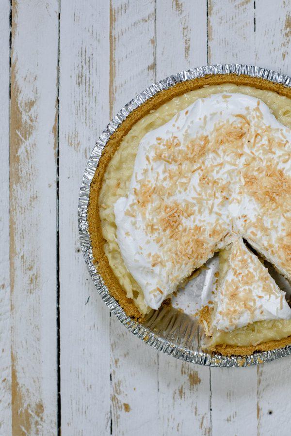 Coconut Cream Pie scaled