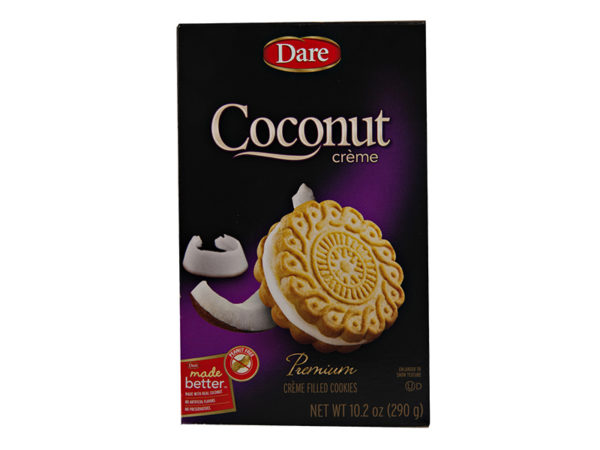 Coconut Creme Dare Cookies