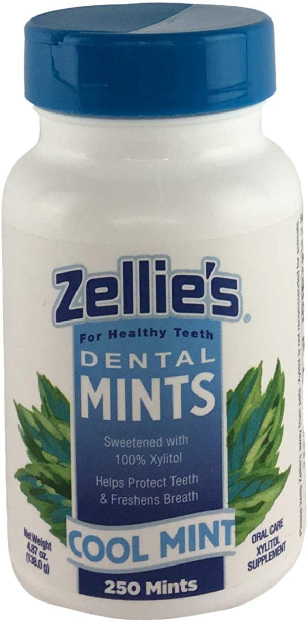 Jar of Gum cool mint
