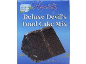 Devils Food Cake Mix