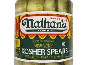 Dill Kosher Spears