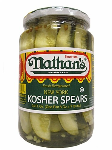 Dill Kosher Spears