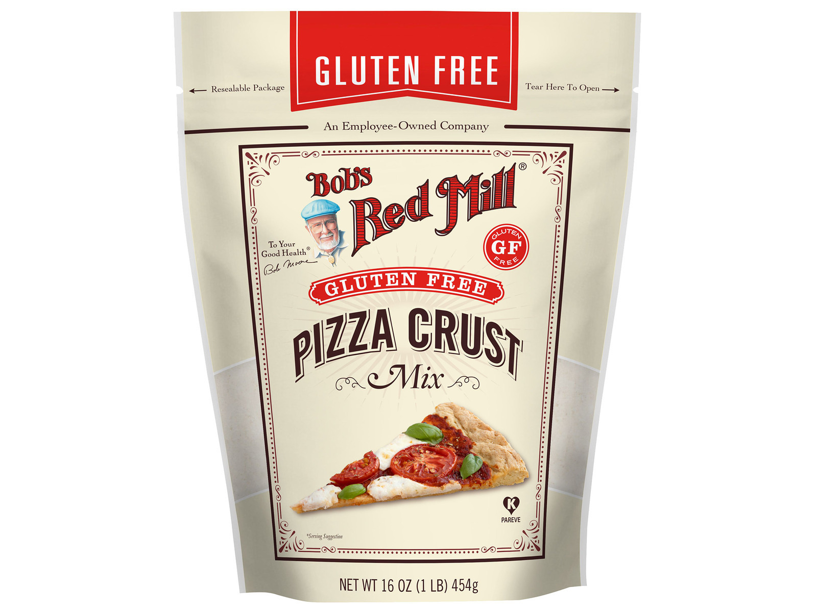GF Pizza Crust Mix