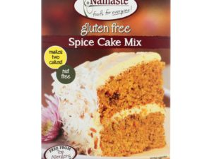 GF Spice Cake Mix
