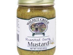 Garlic Roasted Mustard