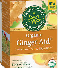 Ginger Aid Herb Tea