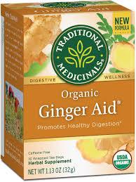 Ginger Aid Herb Tea