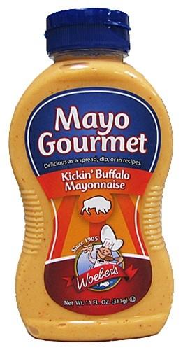 Gourmet Mayo kickin' buffalo