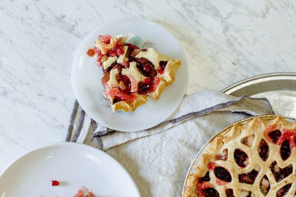 Harvest Fruit Pie