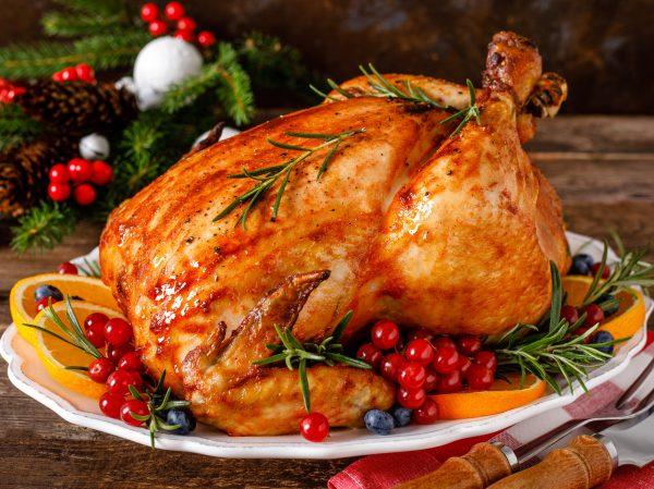 Hickory Smoked Whole Turkey