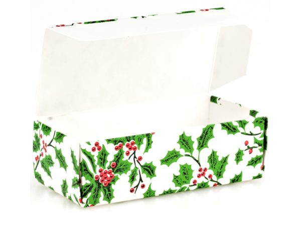 Holly Box 1/2 pound