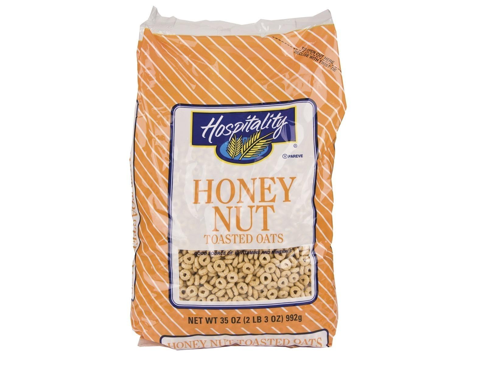 Honey Nut Toasted Oats