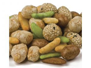 Indian Summer Snack Mix