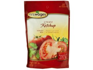 Ketchup Mix