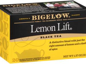 lemon lift tea