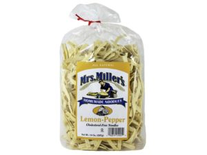 Lemon Pepper Noodles