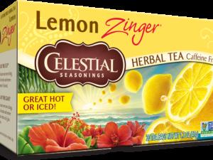 Lemon Zinger Tea