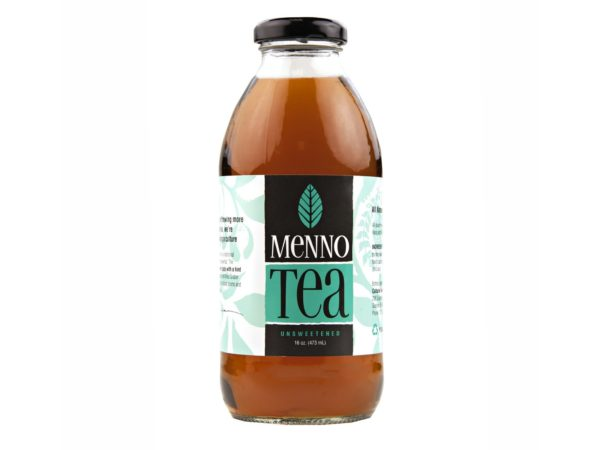 unsweetened Menno Tea