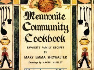 Mennonite Community Cookbook