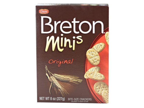 Mini Breton Crackers