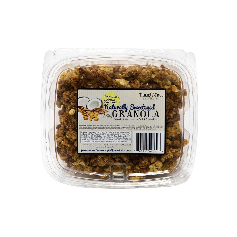 Naturally Sweet Granola