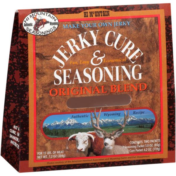 Original Jerky Cure and Seasoning