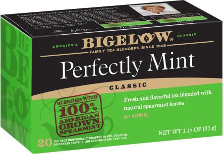 Perfectly Mint Tea
