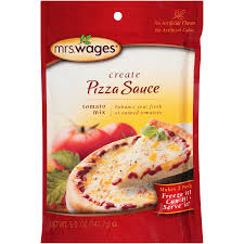 Pizza Sauce Mix