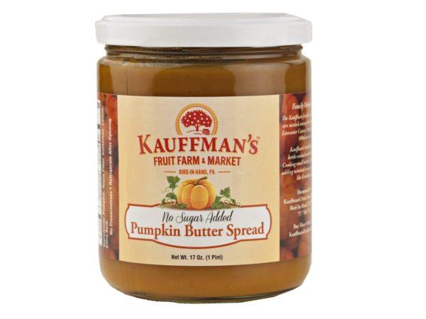 Pumpkin Butter no sugar added
