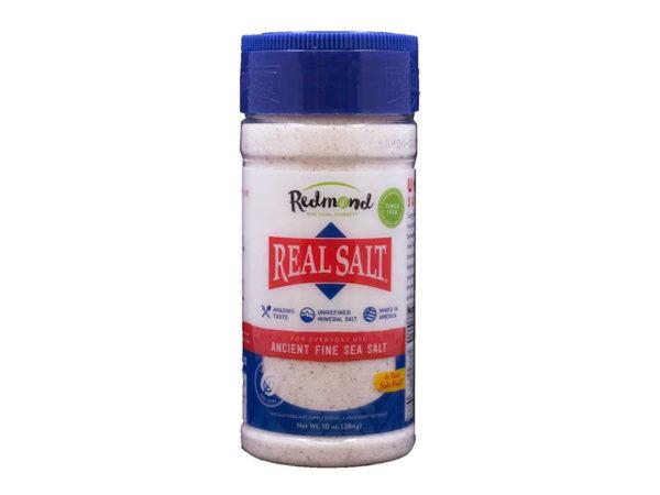 Real salt shaker jar