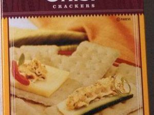 Rich & Crisp Crackers