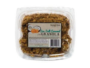 Sea Salt Caramel Granola