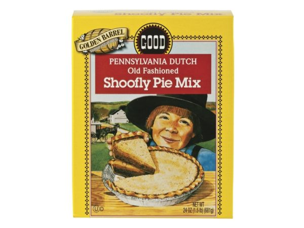 Shoofly Pie with Syrup