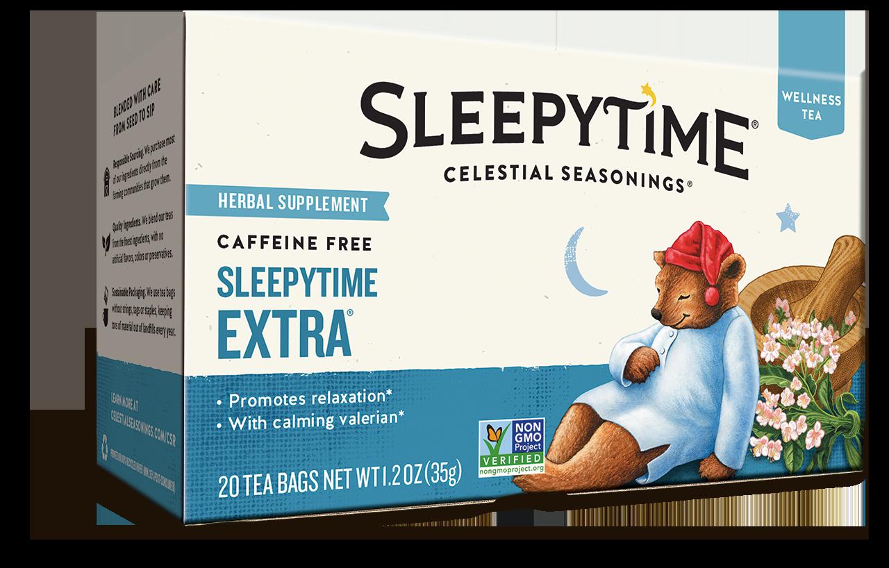 Sleepytime Tea Extra