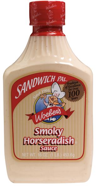 Smokey Horseradish Sauce