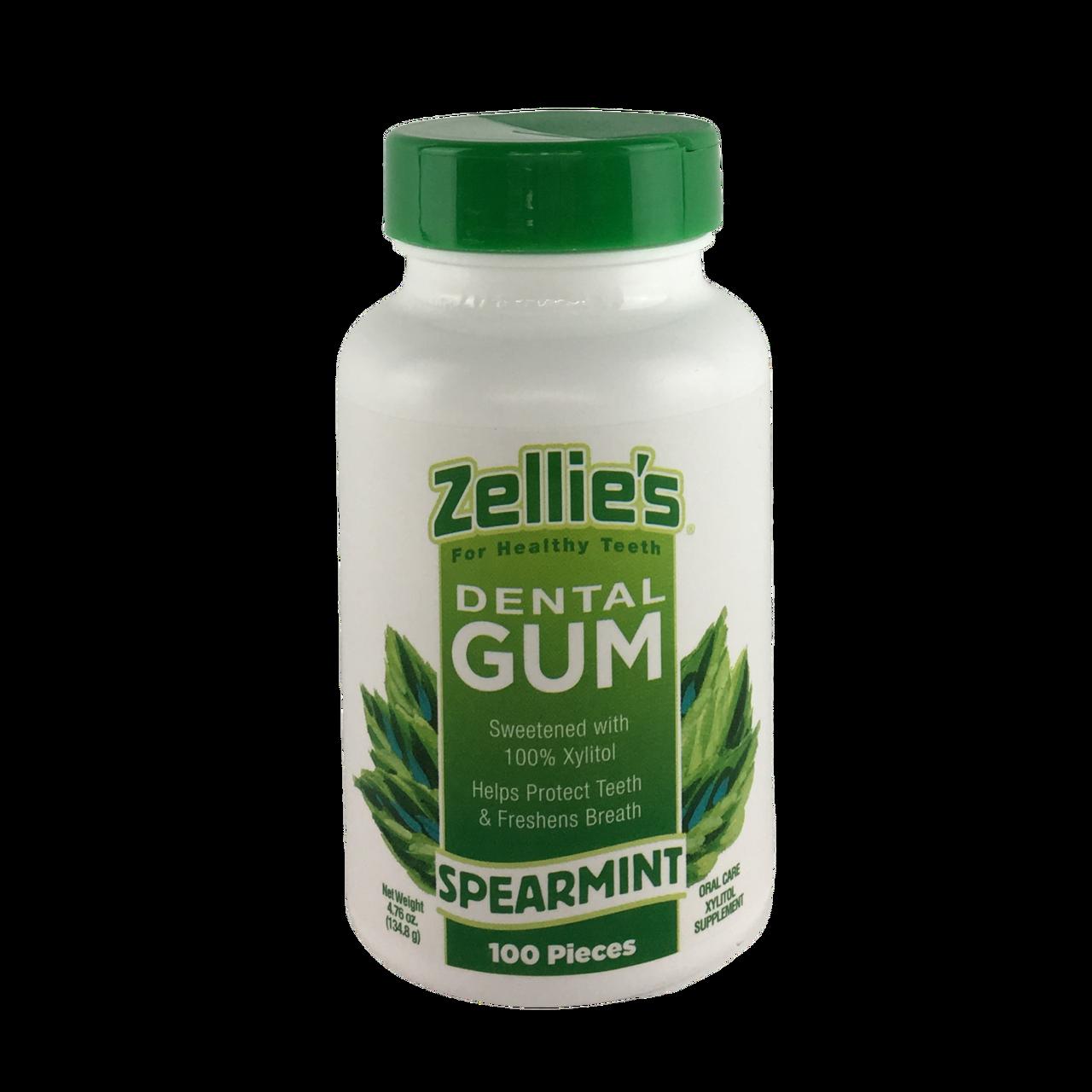 Jar of Gum Spearmint